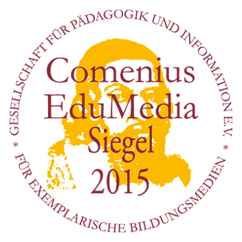 Comenius EduMedia Award 2015