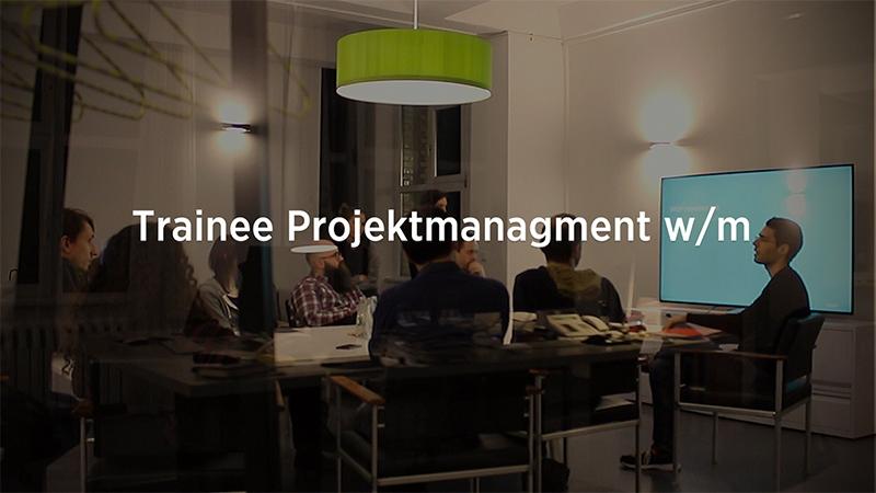 jobs trainee projektmanagement w m sirup agentur f r. Black Bedroom Furniture Sets. Home Design Ideas